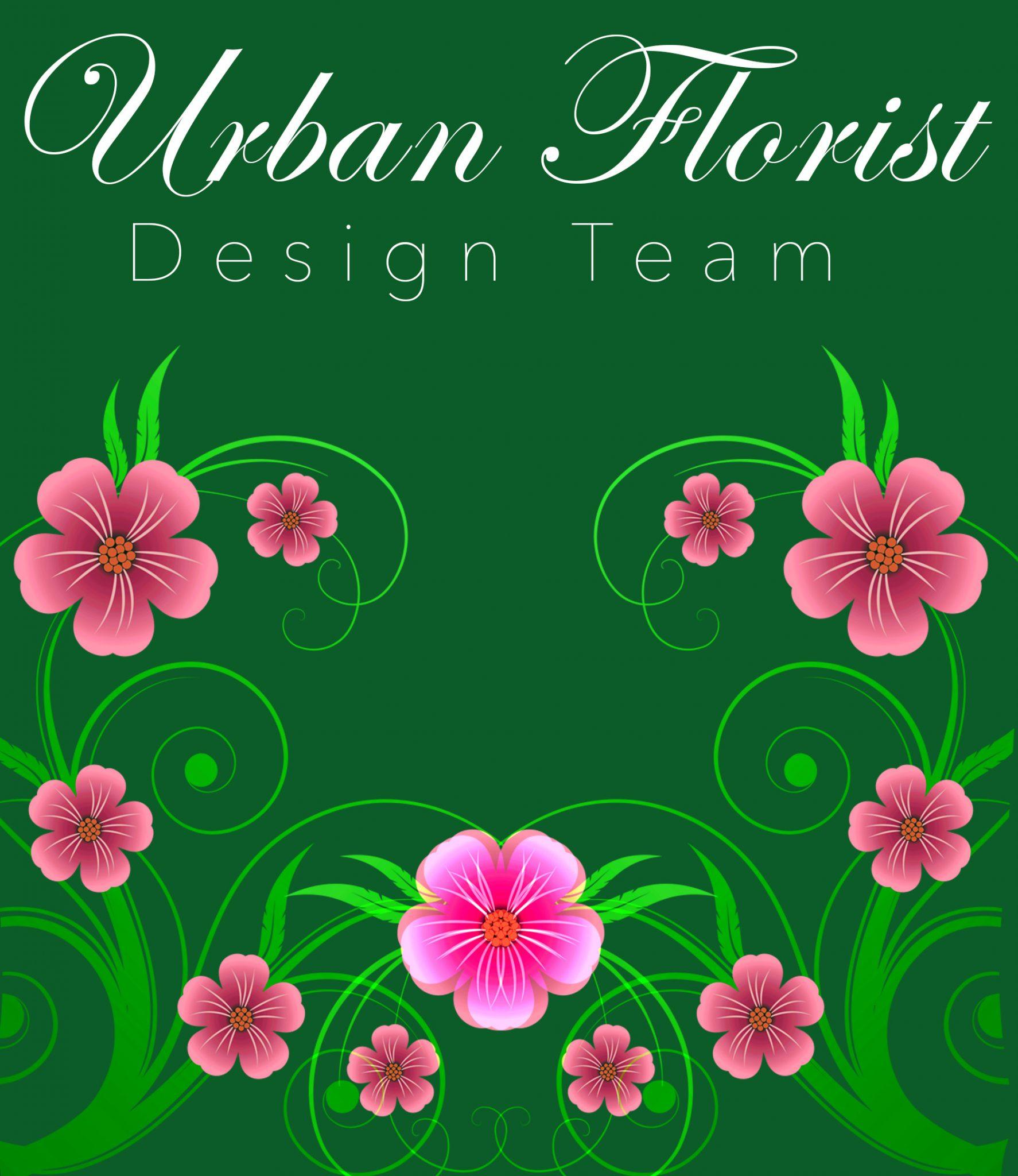 Urban Florist Team